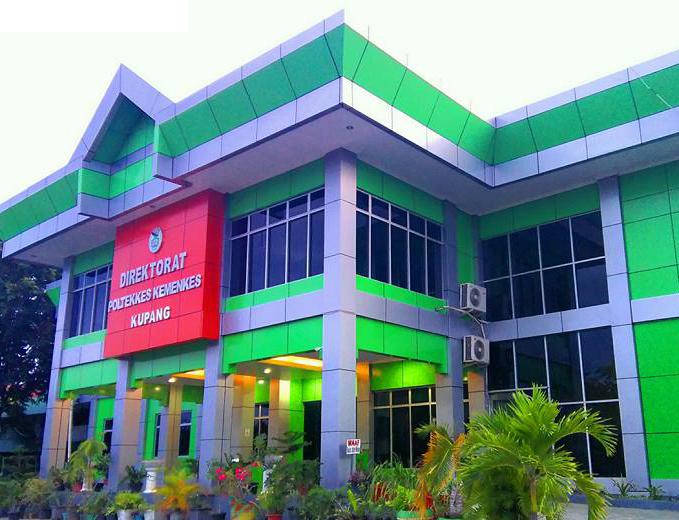 Alamat Poltekkes Kupang