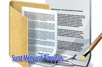 Dokumen Surat Menyurat Pimpinan